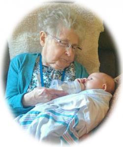 Shirley Patricia Anderson - 1936-2016