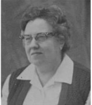 Soeur Françoise Bérubé R.J. - 1918 -2016