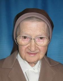 Soeur Marie-Ange Laliberté - 1918 - 2016