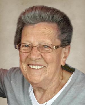 Yvonne Gendreau Julien - 1931 -2016