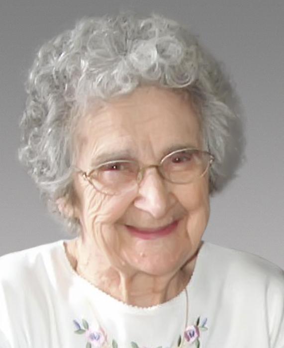 Yvonne Talbot Laferrière - 2016