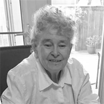 Frances Mae McWhirter - August 15