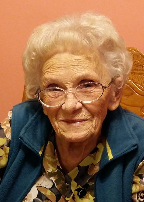 Mary Ann Warantz (Woychyshyn) - April 16