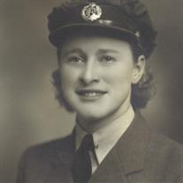 Mildred (Millie) Frances Quance - April 11