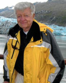 Robert (Bob) Charles Pearson - February 8