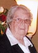 Rose Ménard Pétrin  1920 - 2017