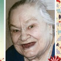 Josephine Maria Dobos Josie - April 7