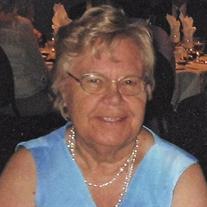Shirley Somerville - February 28