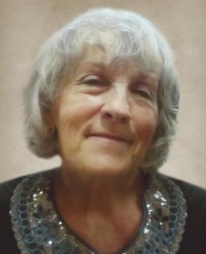 Jacqueline Bergeron - 1948 -2017