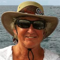 Linda Patricia McMillan - April 27