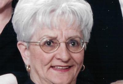 Réjeanne Bernier (Née Loiselle) - 1941 - 2017