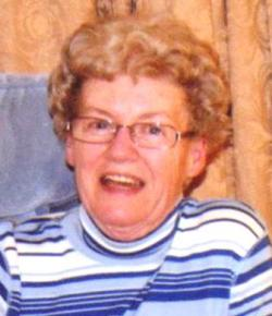 Hazel Lillian Melanson - 1931-2017