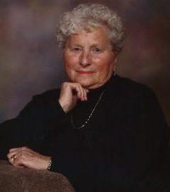 Evelyn June Bacon - June 3
