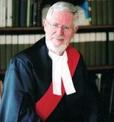 Justice J Peter Coulson - July 9