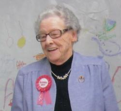 Marietta Frances Wormell - 1923-2017