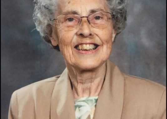 Marion Genevieve (Burch) Patzer - March 18