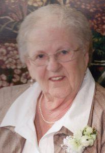 Pauline Larochelle Casavant - 1925-2017