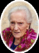 Dorothy Maria Shaw (Tolver) - 1923 - 2017