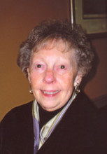 Joan Lloyd - 1932 - 2017