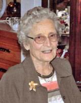 Martha Doreen Harris (Connell) - 1925 - 2017