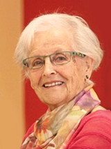Mme Jeannine Tremblay Lessard - 2017