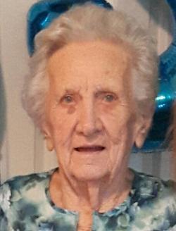 Ruth Grace Johnston - 1932-2017