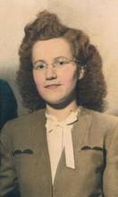 Alma Ouellet - 1924-2017