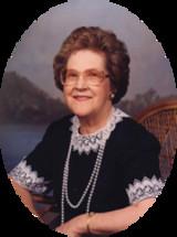 Dora Mellom (Dahlberg) - 1924 - 2017