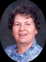 Eleanor Kathleen Gordon (Reichheld) - 1922 - 2017