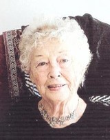 Katherine Mary MacLeod - 1928-2017