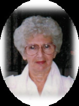 Mary Louise Mary Lou Yoell - 1922 - 2017