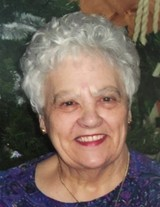 Patricia (Wilce) Saunders - July 7