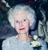 Sarah Anne Somers - 1926-2017