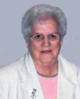 Thérèse Martin (née Gaudreau) - octobre 2