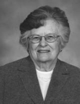 Alice Patricia Moore - 1920 - 2017