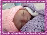 Bébé Mackenzie Marie Randall - 2017-2017