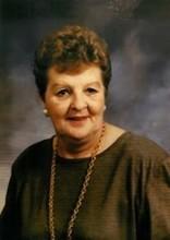 Bernice Josephine Thiessen - July 1- 1937 - November 4- 2017