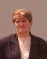 Boudreau Léona - 1945-2017