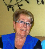 Carolyn Faye Odegard-Tanner - 1941 - 2017