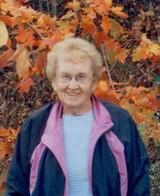 Cecelia Lucy 'Sparkie' (Moore) Bouchie - 1922-2017