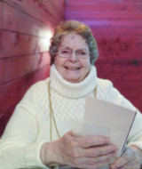 Dorothy Eleanor Vousden Ellis - 1929 - 2017
