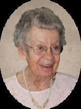 Elda Edna Thorburn (Valentine) - 1921 - 2017
