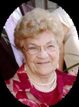 Eva Merilla Collins  1925  2017