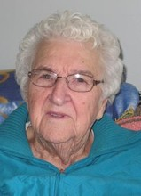 Geneviève Savoie - 1920-2017