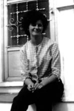 Georgina Alice Bell Yetman  1947  2017