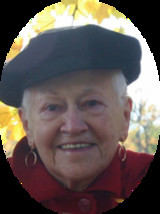 Jean Barbara Gilchrist (Joyce) - 1921 - 2017