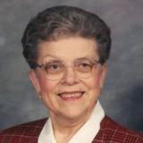 KRUSEL Irma Violet  January 31 1931 — November 21 2017