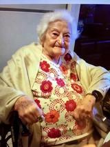 Klara Kiss (née Mermelstein) - 11 avril 1919 -