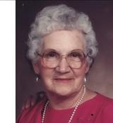 LILA (Barr) RENWICK - November 19- 1922 - October 30- 2017 (age 94)