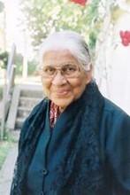 Maria Edith Da Cunha - 1913 - 2017